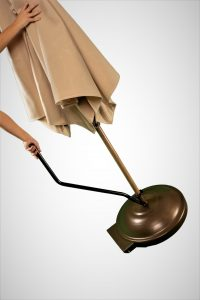 Base mover with umbrella