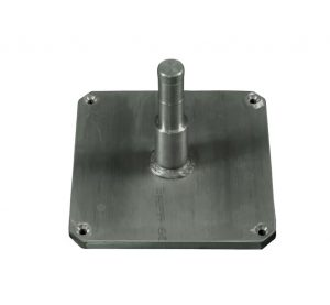 Cantilever plate