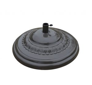 Fiberglass umbrella base