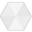 Hexagonal canopy layout
