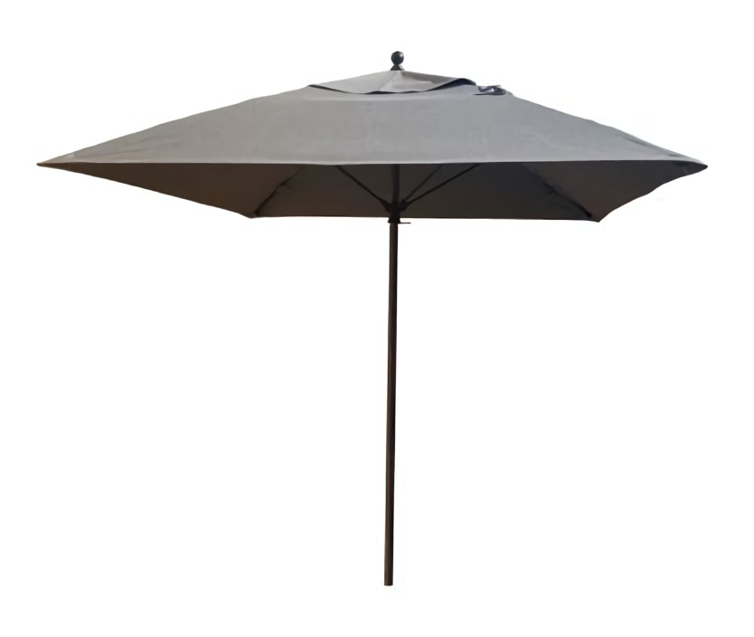 Grey umbrella